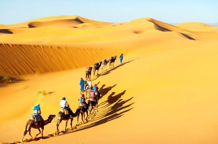 Rajasthan Desert Safari Package- 5 Nights/ 6 Days