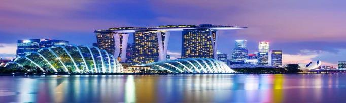 Singapore + Cruise + Batam Tour