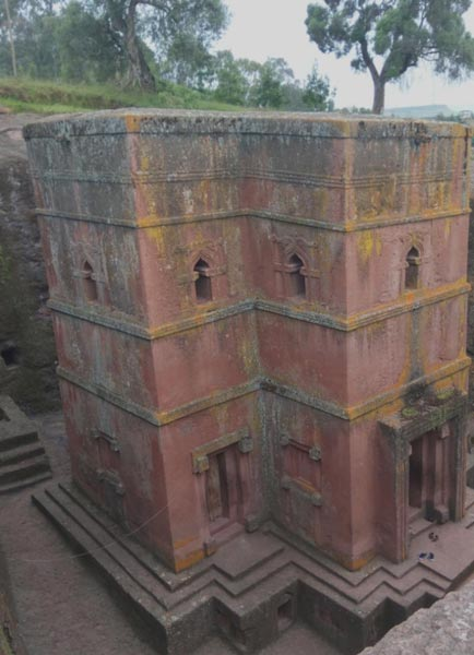Visiting Churches Of Lalibela, Yimrhanne Kirstos & Trekking Asheton Maryam Monastery