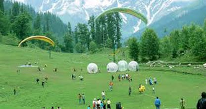 07 Nights & 08 Days Himachal Package X- Delhi