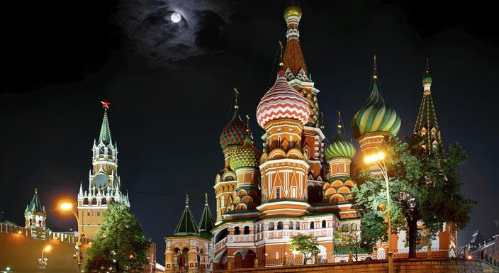 Russian Getaway Tour Package