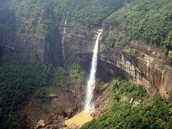 Cherapunjee Trail Package
