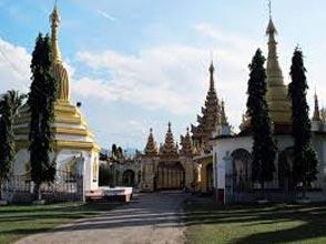 Indo – Myanmar Tour
