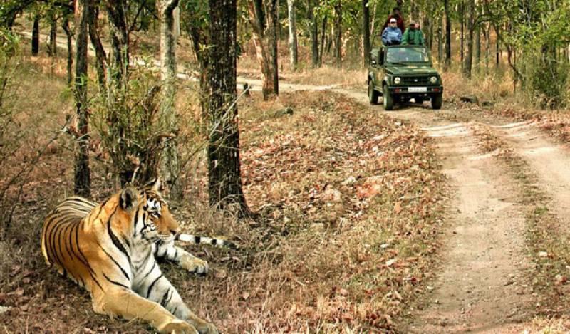 Uttranchal (mussoorie +  Haridwar + Rishikesh + Corbett + Nainital  ) – Ex Delhi Tour