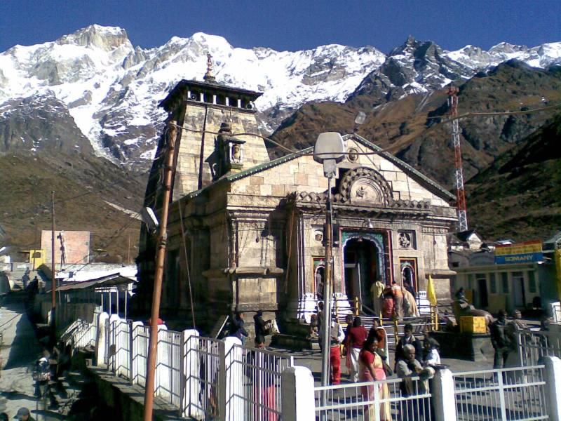 Do Dham Kedarnath Badrinath Yatra