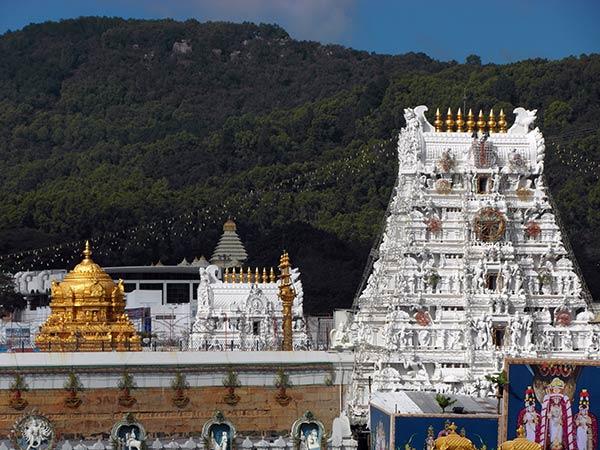 Tirupati Golden Temple Mahalakshmi Tour