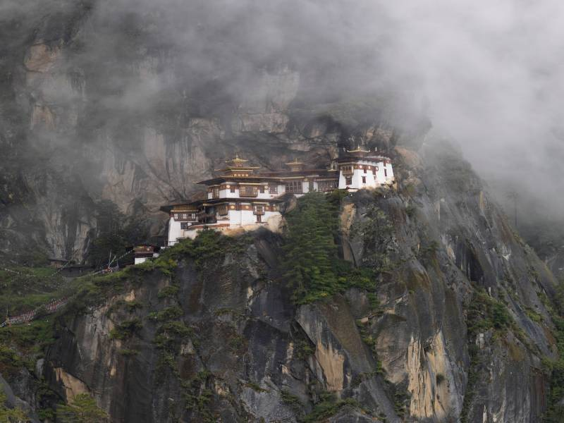 Bhutan Escape Tour