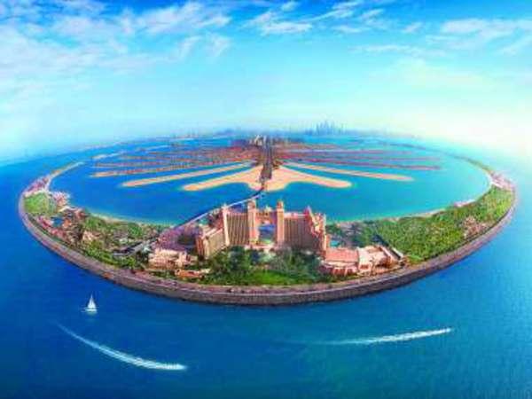 Dubai With Palm Atlantis Tour