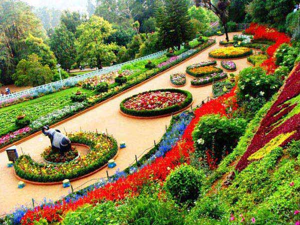 Bangalore-Mysore-Ooty-Coimbatore Package