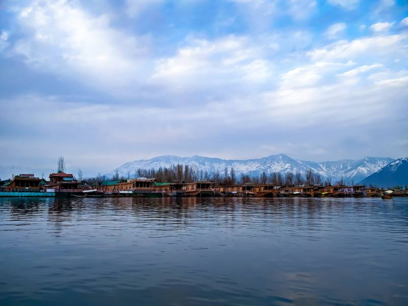Heaven Of Kashmir - 07 Days Package