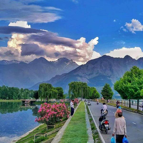 Honeymoon In Kashmir Tour