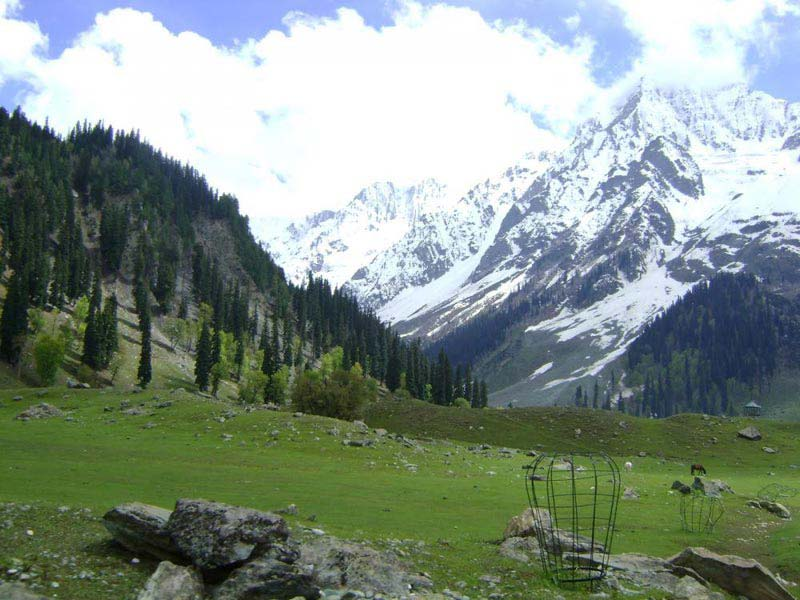 Jammu – Pahalgam- Srinagar- Sonmarg- Kargil   (Return ) 7nights/8days Package