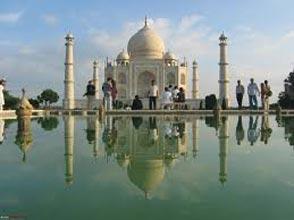 Agra - Jaipur - Delhi Tour
