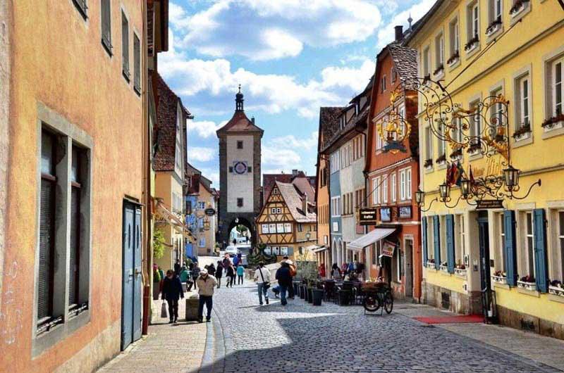 Stuttgart City Tour