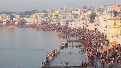 Golden Triangle With Pushkar And Mathura Tour