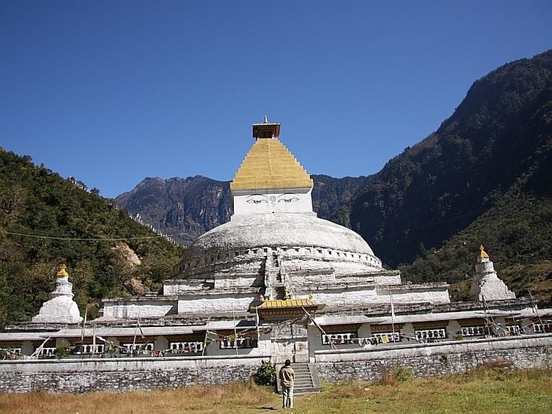 Kaziranga Tawang Tour