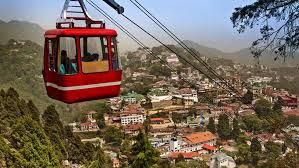 Mussoorie Tour 4 Days