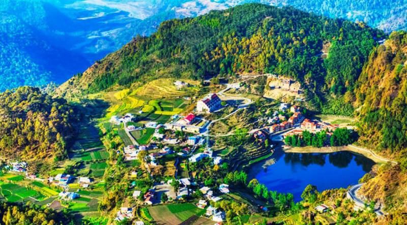 5 Night 6 Days Corbett Nainital Kausani Ranikhet Tour