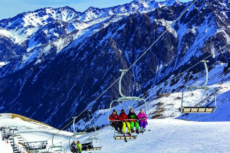 Almaty - Vilda Ttc/f Tour
