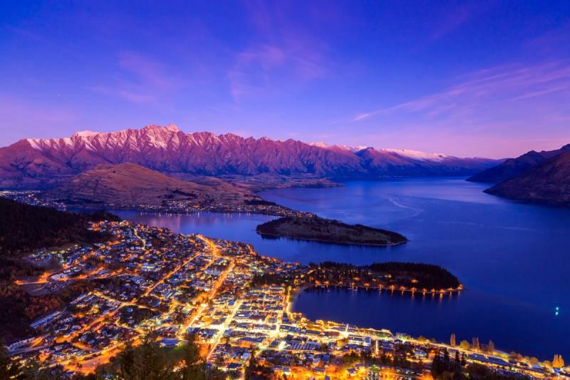 Kia Ora New Zealand 6nights / 7days. Code – Ramsh F Tour