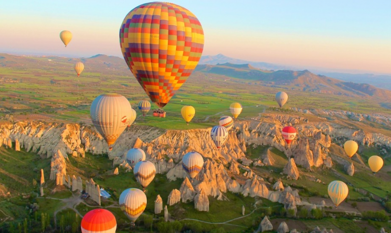 8 Day Wonderful Turkey Escorted Tour – MURTA F