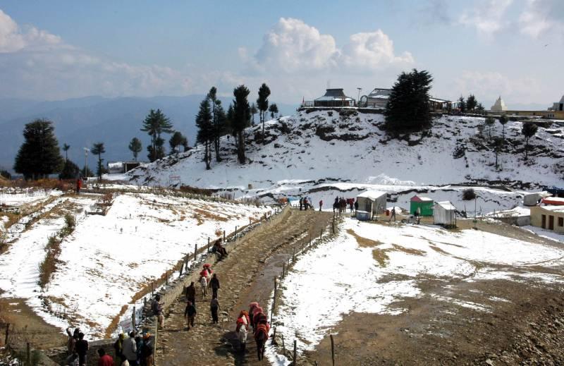 Amritsar To Dalhousie , Dharmshala, Manali, Shimla By Cab 7n8d Tour