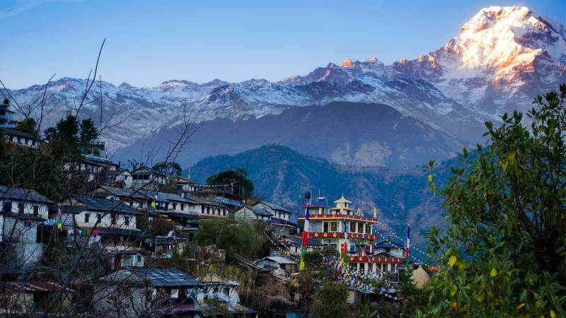 Nepal Special Tour 4N/5D