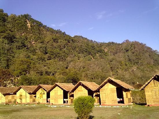 A Camping Tour To Rishikesh