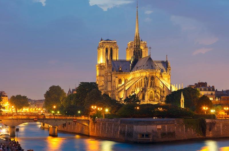 Paris-Rome Tour