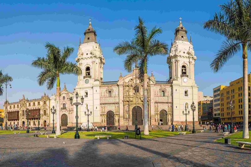 Peru Lima South America Tour