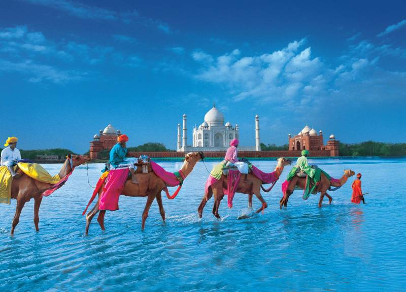 Golden Triangle With Rajasthan And Goa Tour