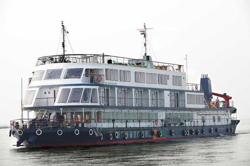 M.V. Mahabaahu Cruise Tour