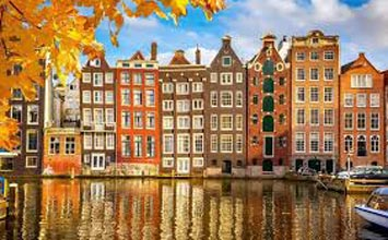 Amsterdam Package (3 Nights / 4 Days)
