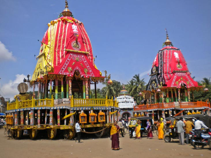Jagarnath Puri Tour 6 Day