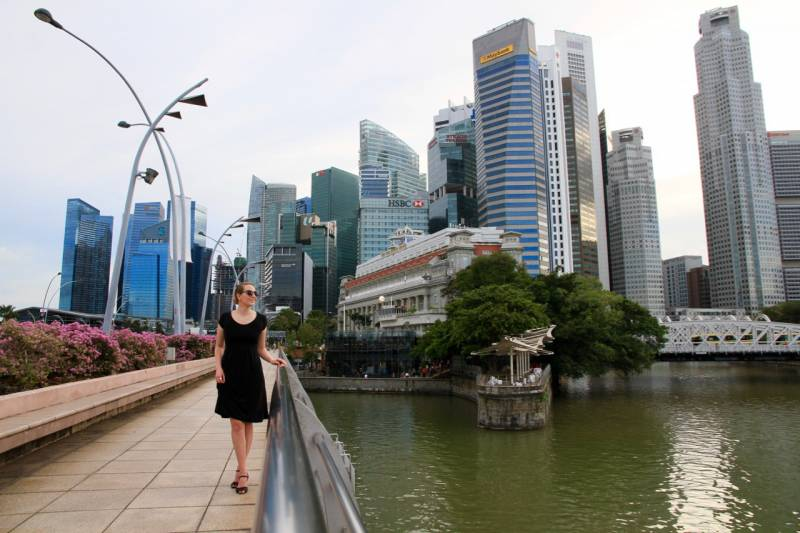 Explore Singapore Tour