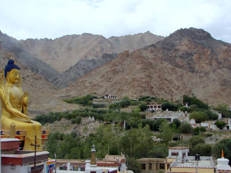 Ladakh Tour From Mumbai Tour