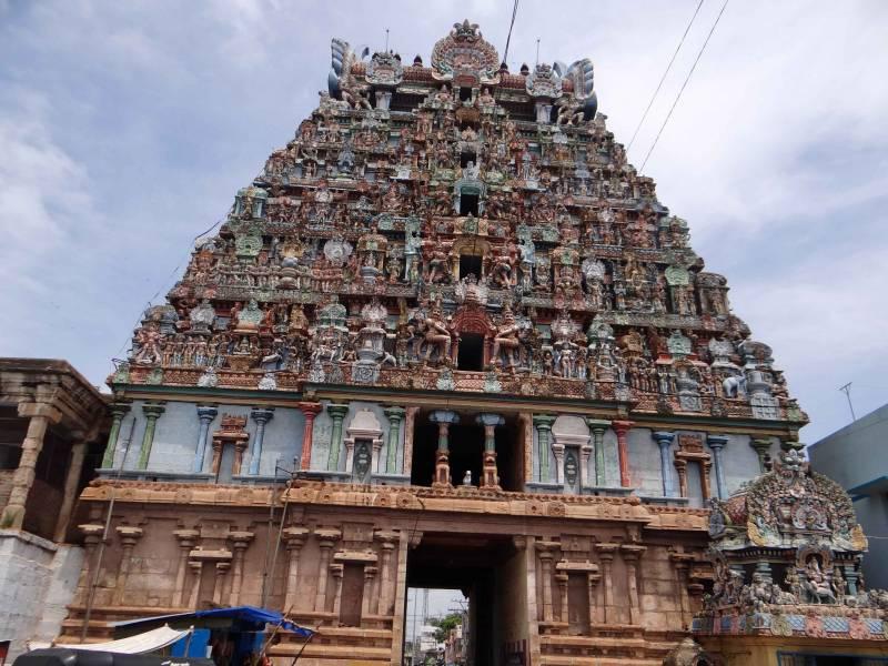 Enchanting Tamil Nadu Pilgrimage Tour