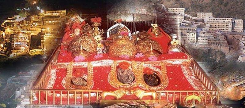 Jammu - Vaishno Devi - Shivkhori Tour