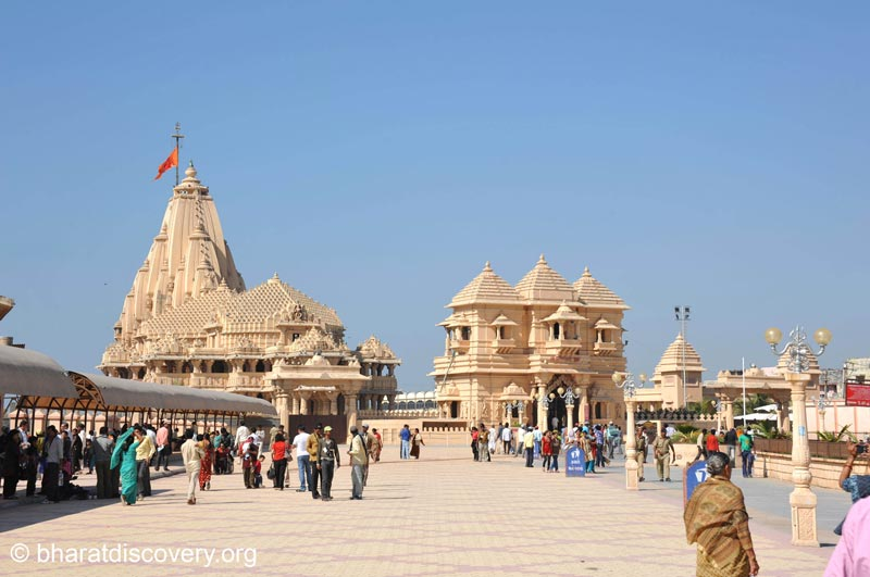 One Day Somnath Tour