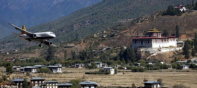 Bhutan At A Glance Tour (4 Nights/5 Days)