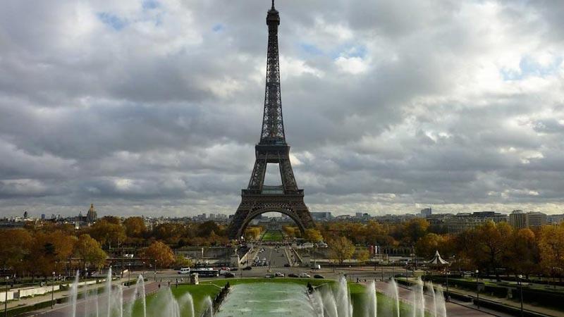 Rome - Florence - Venice - Zurich - Paris Tour