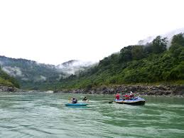 Brahmaputra River Rafting Expedition Package