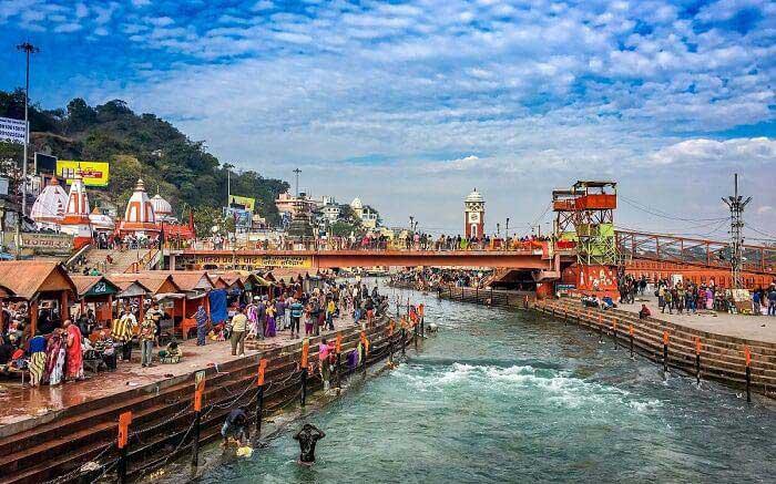 Haridwar 2N/3D  Tour
