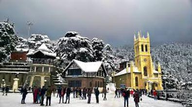 Golden Triangle With Himachal Tour