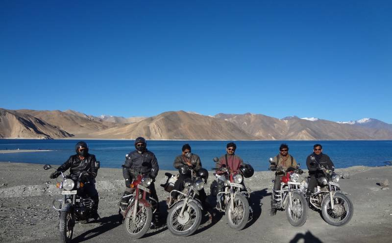 Manali To Leh Motorcycle Expedition Tour Package