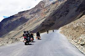 Manali-leh-srinagar Motorcycle Expedition Tour Package