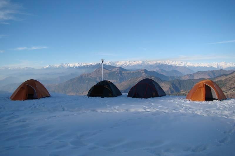 Prashar Lake Trek Package