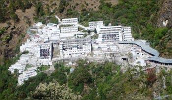 Jammu - Katra - Srinagar Package
