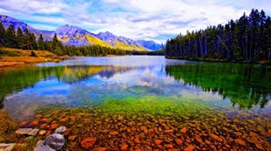 Canadian Rockies Package