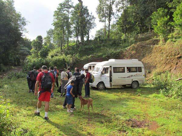 Trekking In Kodachadri Package